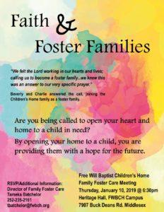 FWB Children's Home Family Foster Care Meeting | Original